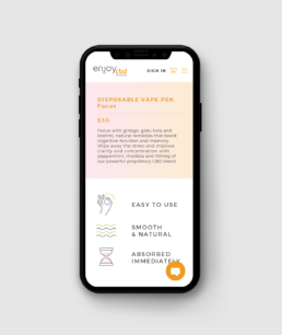 Brand Identity Web Design Mobile