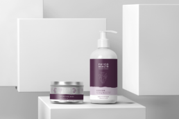 Branding and Packaging Design for Phycohealth