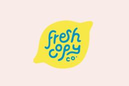 A Refreshing Brand Design for FreshCopy
