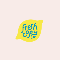 A Refreshing Brand Design for FreshCopy