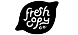 Brand Identity Fresh Copy Co.