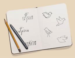 Custom-Made Ilustration Design for Exsitu