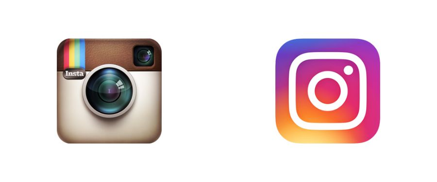 instagram's before and after icon
